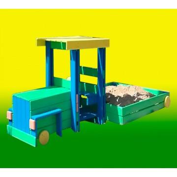 Машинка песочница