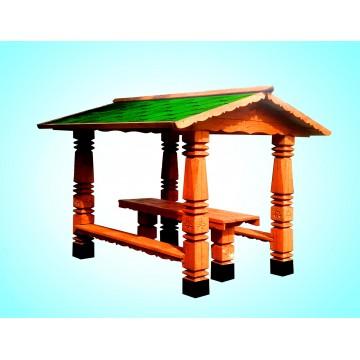 Беседка №6 (стол с навесом)