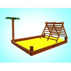 Песочный дворик №4