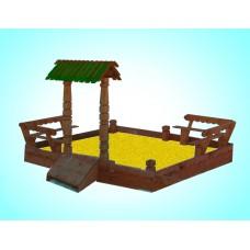 Песочный дворик №5