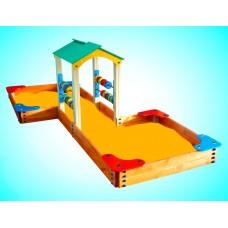 Песочный дворик №1